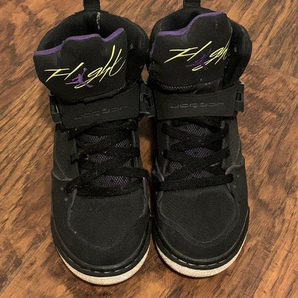 Nike Air Jordan Flight 45 Gs Size 5y